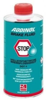 ADDINOL BRAKE FLUID DOT 4