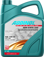 ADDINOL SEMI SYNTH 1040
