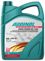 ADDINOL DRIVE POWER MV 1040