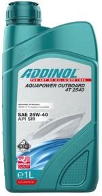 ADDINOL AQUAPOWER OUTBOARD 4T 2540