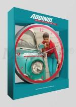 Настенные часы ADDINOL (Ø 31 см)