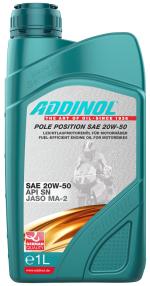 ADDINOL POLE POSITION SAE 20W-50
