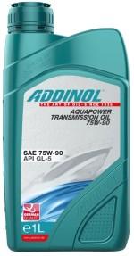 ADDINOL AQUAPOWER TRANSMISSION OIL 75 W 90