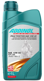 ADDINOL POLE POSITION SAE 10W-50