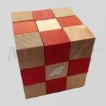 Деревянный кубик (6,00 х 6,00 см)