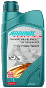 ADDINOL POLE POSITION HIGH SPEED 2T