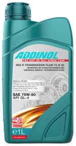 ADDINOL MULTI TRANSMISSION FLUID 75 W 80