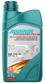 ADDINOL MULTI TRANSMISSION FLUID 75 W 90