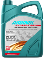 ADDINOL PROFESSIONAL 0530 E6/E9