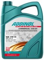 ADDINOL COMMERCIAL 1040 E4
